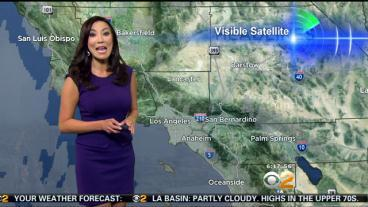 Amber Lee's Weather Forecast (April 16)