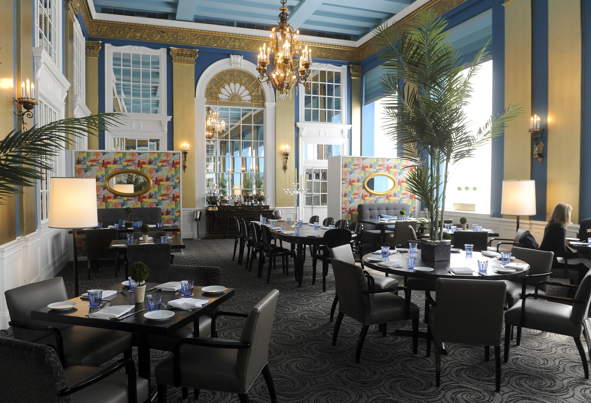 Chef changes at the lord baltimore hotel baltimore sun for Lord of baltimore hotel