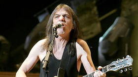 AC/DC guitarist Malcolm Young takes leave due to illness