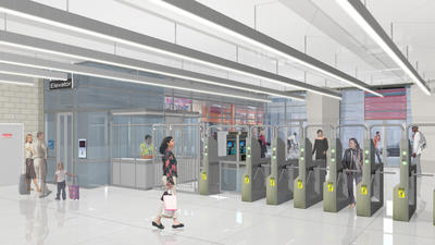 CTA unveils plans to rebuild Red Line stops