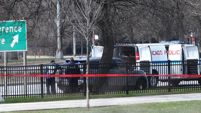 Portion of Lake Shore Drive closed because of suspicious package