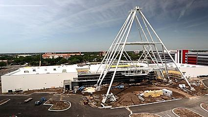 Towering I-Drive observation wheel scheduled for 2015 opening