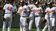 Orioles complete two-game sweep with 3-0 win over Tampa Bay Rays on Wednesday