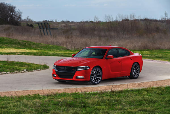 Dodge used the New York Auto Show to introduce the heavily refreshed 2015 Charger full-size sedan.