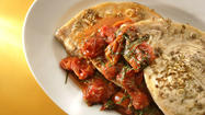 Recipe: Swordfish with tomatoes and fennel