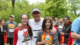 Family Fun at Second Annual For Kids 5k