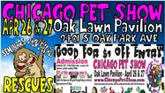 Chicago Pet Show - Oak Lawn Pavilion