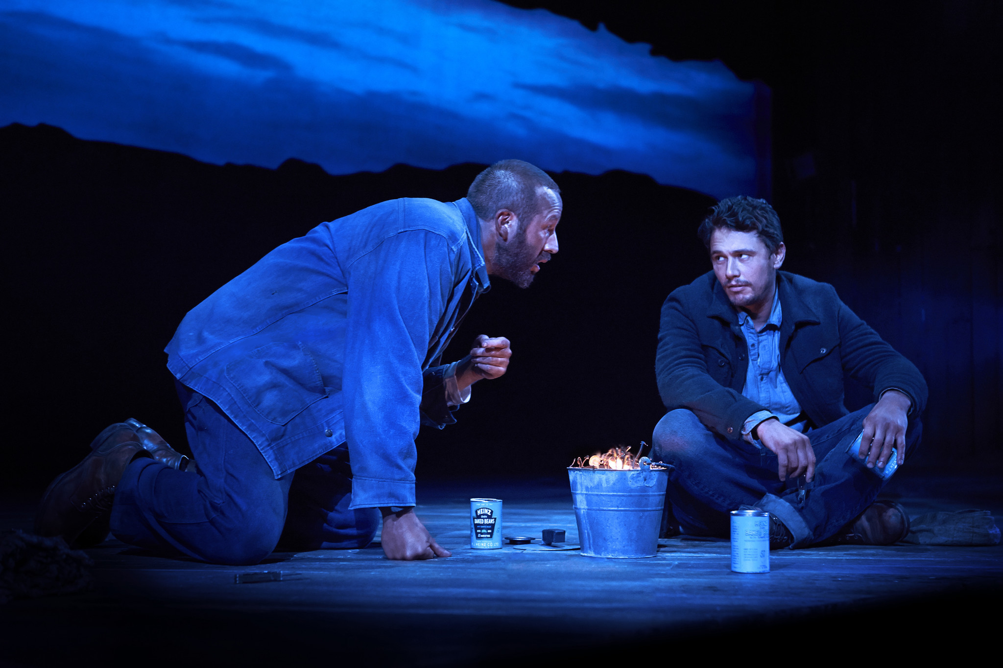 of mice and men review This touching tale of the friendship between two very different men is set against the backdrop of the united states during the 1930s.