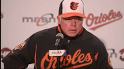 Orioles' Showalter on 3-0 w