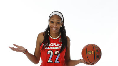 Top Recruit A'ja Wilson Turns Down UConn, Will Attend S.C.