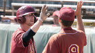 Photo Gallery: GCC vs. Pierce baseball