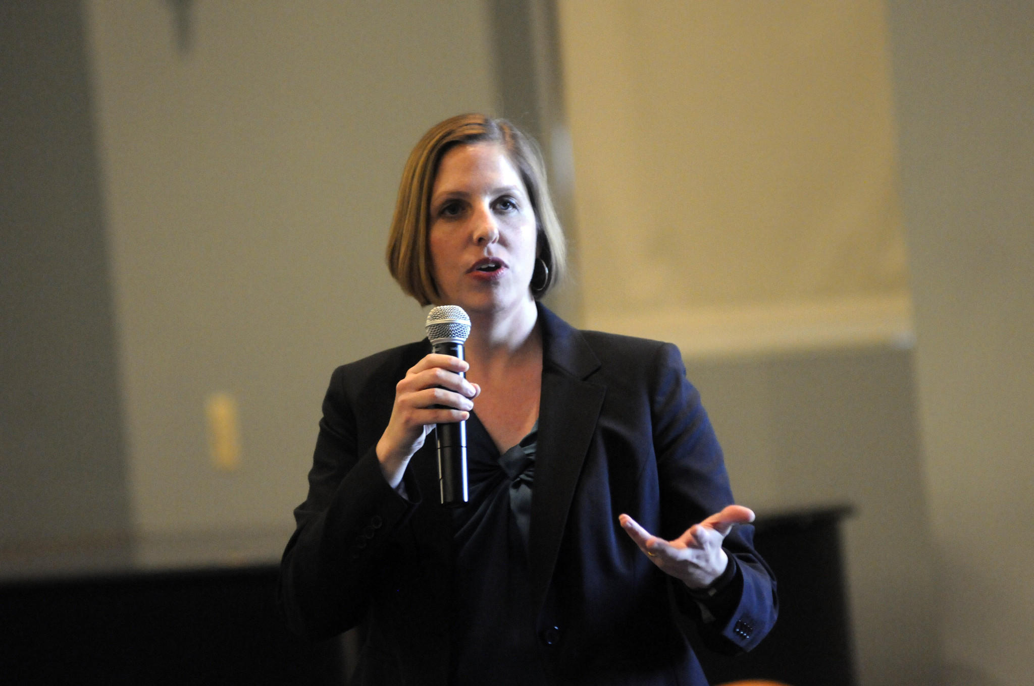 Hartford school superintendent finalist Beth Schiavino-Narvaez.