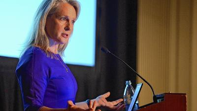 'Orange is the New Black' author Piper Kerman speaks at Lafayette College