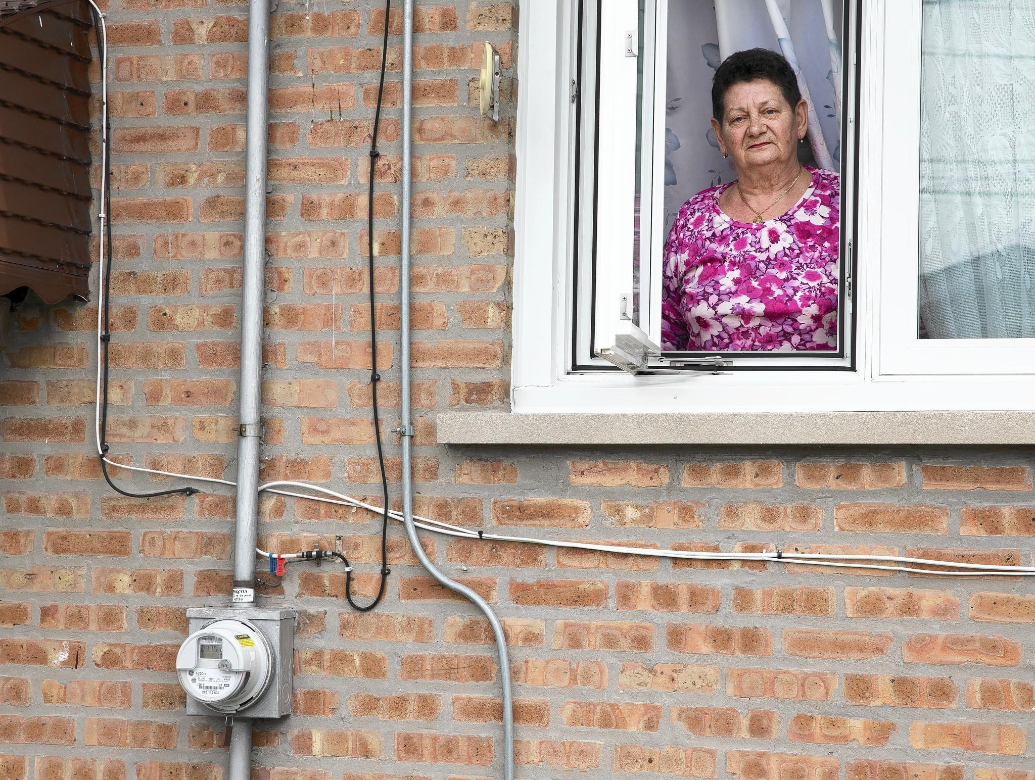 Zofia Czupek's March ComEd electricity bill charged her for 1,780 kilowatt-hours, almost triple her usage the previous March, after a smart meter was installed at her home.