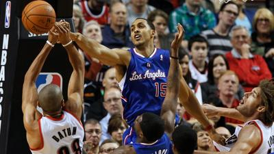 Clippers fall in regular-season finale to Trail Blazers, 110-104