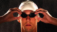 Throwback Thursday: Michael Phelps 10 years ago