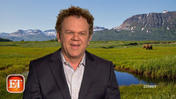 John C. Reilly Takes You Behind The Scenes Of Disney's 'Bears'