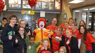 McFun for Sandburg McTeachers