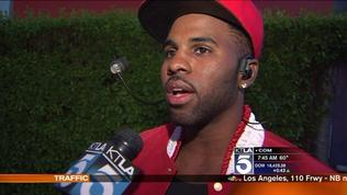 Jason Derulo Talks About Jordin Sparks and Says 'We Have Forever'