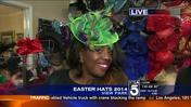 Easter Hats- What's Popular This Easter