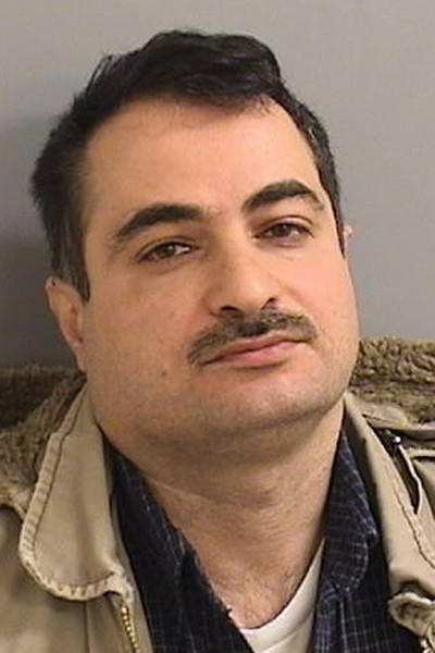 Ammar Majeed, 37, was charged Tuesday with fourth-degree sexual assault.
