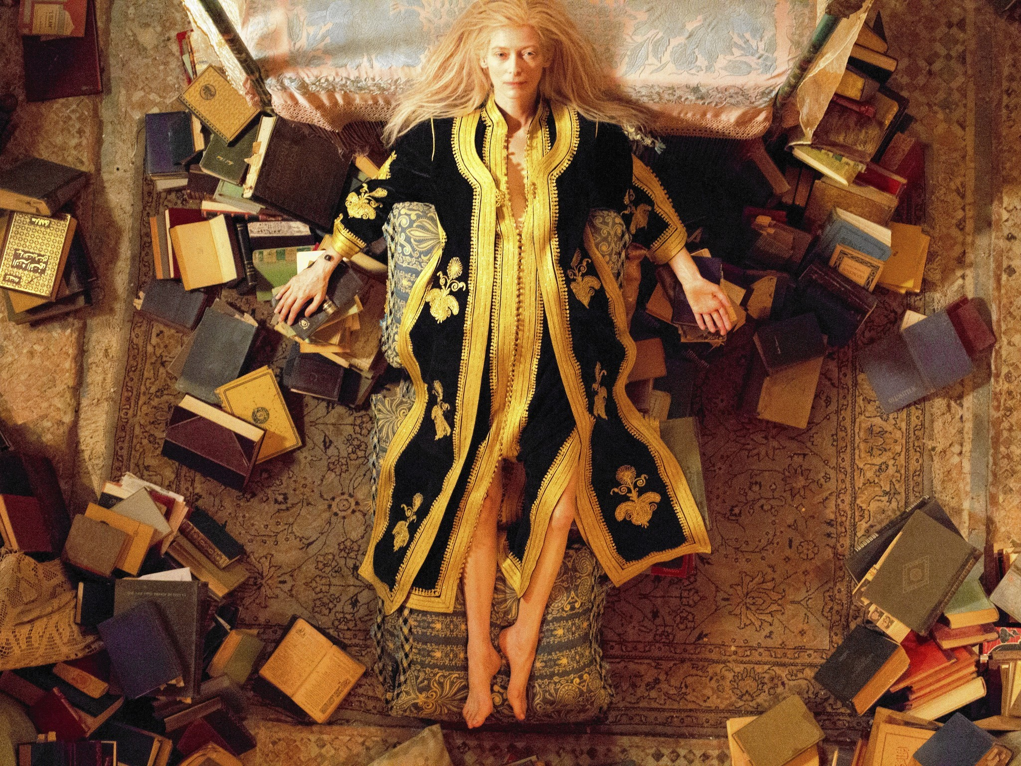 Review: 'Only Lovers Left Alive' ★★★ 1/2
