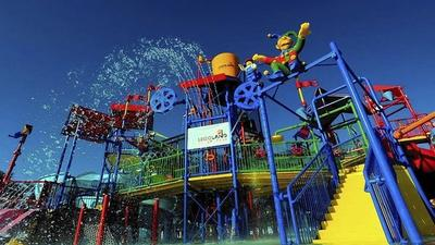 Legoland water park opens for the 2014 season