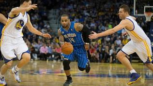 Jameer Nelson talks about the team's option on him