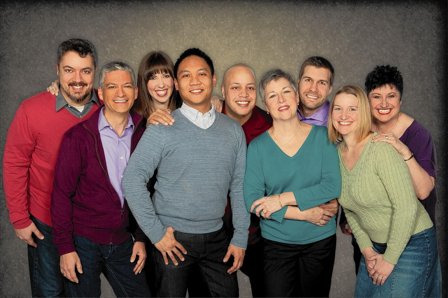 Chicago a cappella performs Saturday, April 19, 2014 at Logan Center for the Arts.