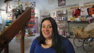 Children's Boutique Drains Owner's Pockets But She Perseveres