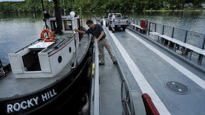 State DOT Accidentally Tweets 'Rocky Hill Ferry Sank'