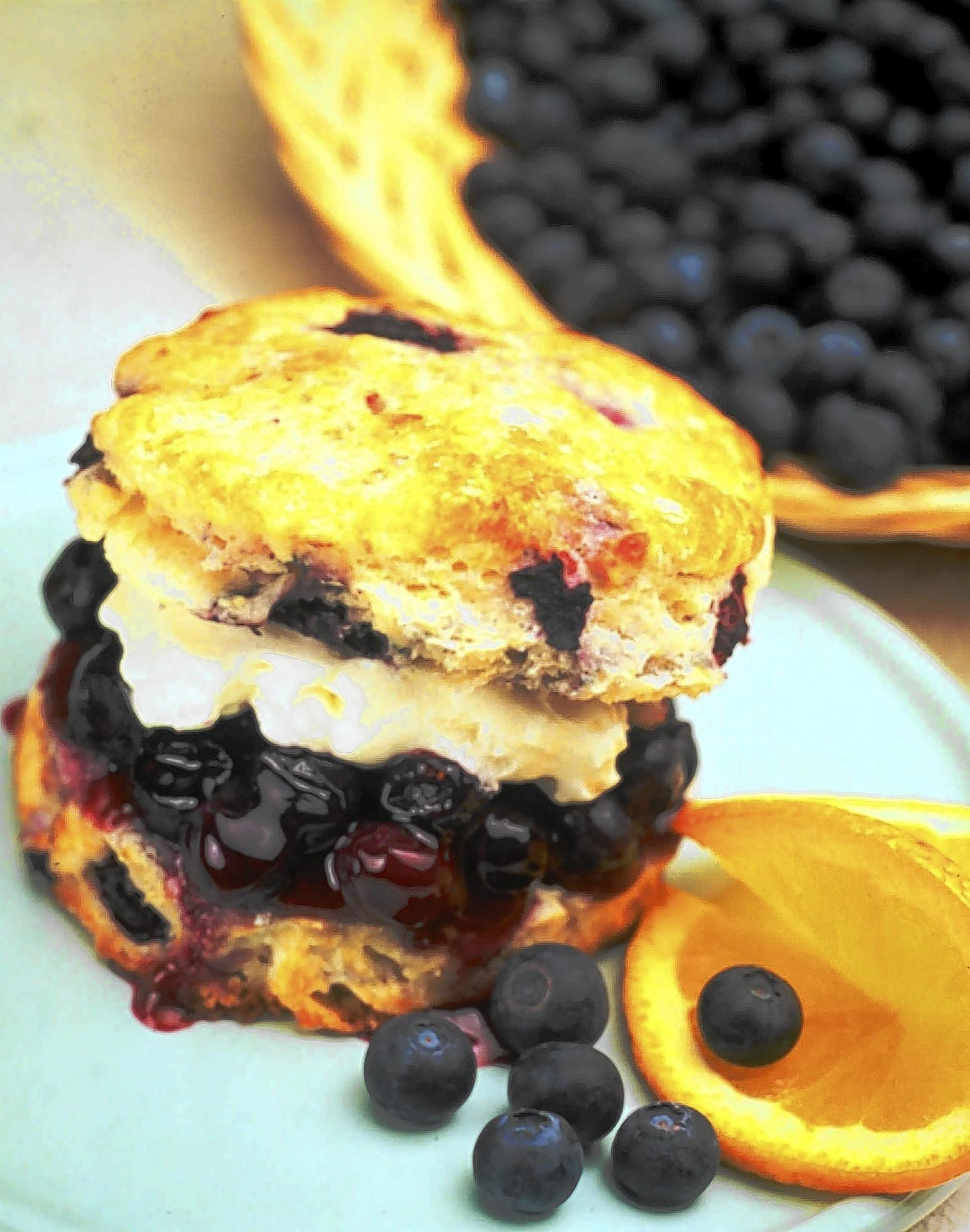 Look for recipes with blueberries at orlandosentinel.com/thedish