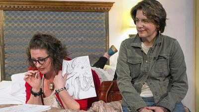 On Chicago stages, where are the comedies?
