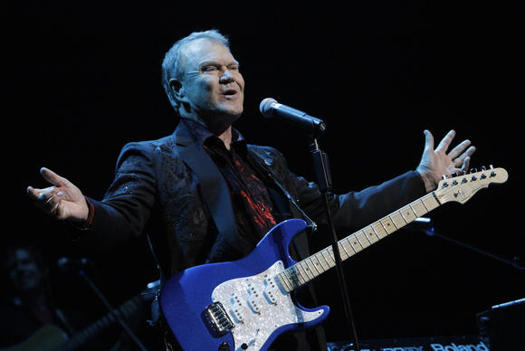 Glen Campbell Moved To Alzheimer 39 S Facility Report Says