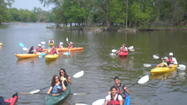 Kayak Iraq IV Set For May 17 in Skokie Lagoons