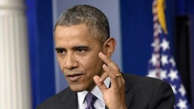 Obama Hopeful on Ukraine, Will Watch Russians