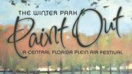 Polasek Museum hosts 6<sup>t</sup><sup>h</sup> Winter Park Paint Out
