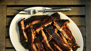 Recipe: Naked ribs