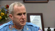 Howard County police chief announces retirement [WJZ Video]