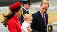 Prince William and Kate Middleton Down Under