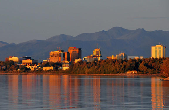 You can fly round trip from Long Beach to Anchorage for less than $300 as summer wanes.