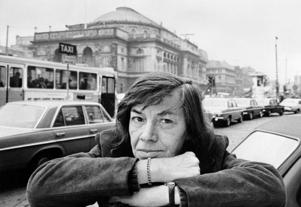 "The life of author Patricia Highsmith inspired ""Switzerland."""