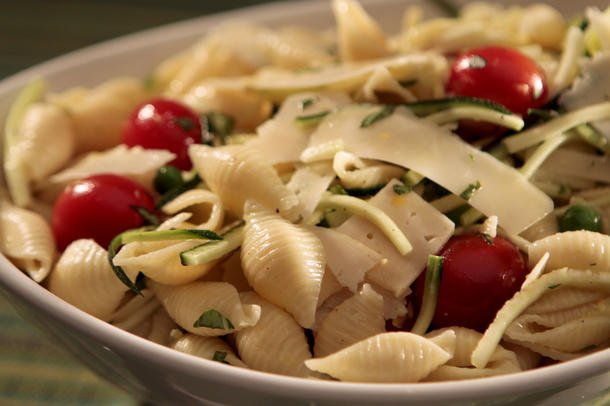 shell pasta salad