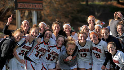 Another dominant day gives No. 1 McDonogh girls record 104th straight win
