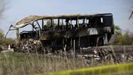 911 calls describe chaos in aftermath of deadly bus crash