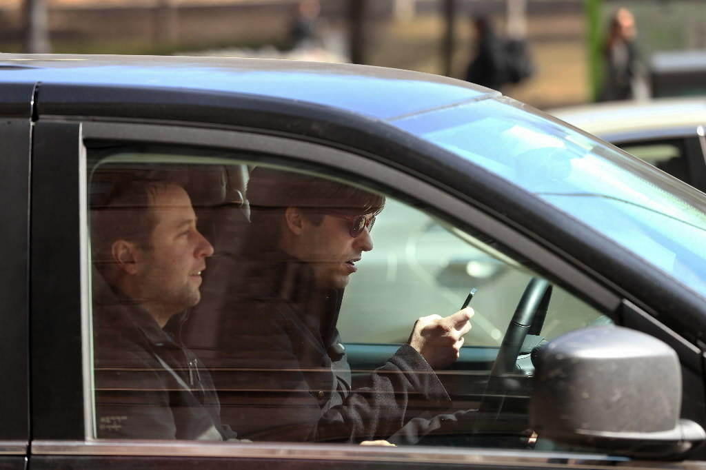In Illinois, if you're texting while driving and convicted of injuring someone, you can face fines of $2,500 and up to a year in jail. And if you're convicted of causing death, it can be $25,000 and up to three years in prison.