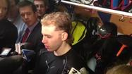 Video: Hawks' Kane on returning to the ice