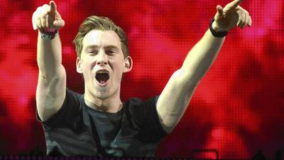 EDM's top DJ Hardwell says the music's never gonna stop