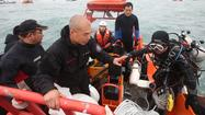 South Korea ferry sinking: School official found hanged
