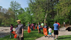 Volunteers needed for annual spring creek cleanup